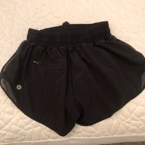 lululemon athletica Shorts - Black lululemon shorts